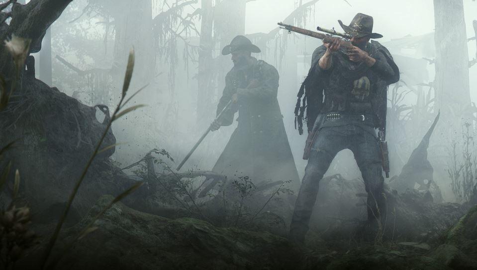 hunt showdown ps4 release
