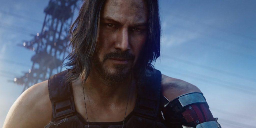 Keanu Reeves Cyberpunk 2077