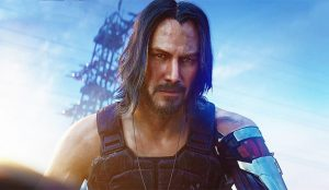 Keanu Reeves Video Games