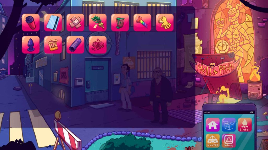 Leisure Suit Larry Wet Dreams Don't Dry Review 03