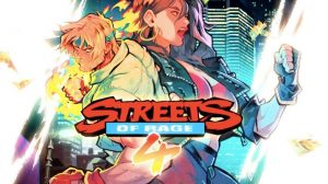 Looking Forward Streets of Rage 4 PS4