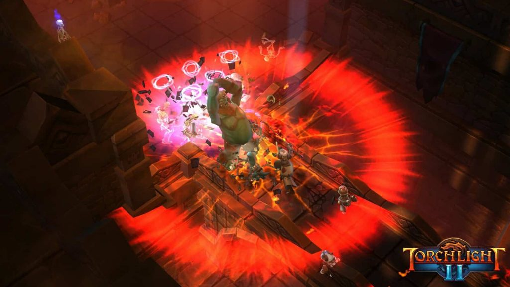 Looking Forward Torchlight II