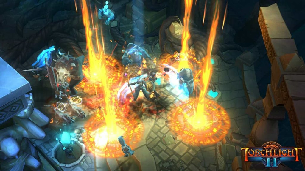 Looking Forward Torchlight II PS4 02