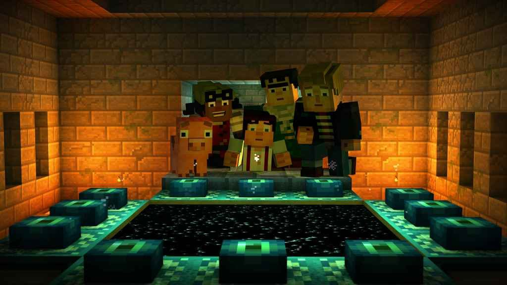 Minecraft story mode seasons 1 and 2 will be delisted later this month - Minecraft story mode wallpaper ...