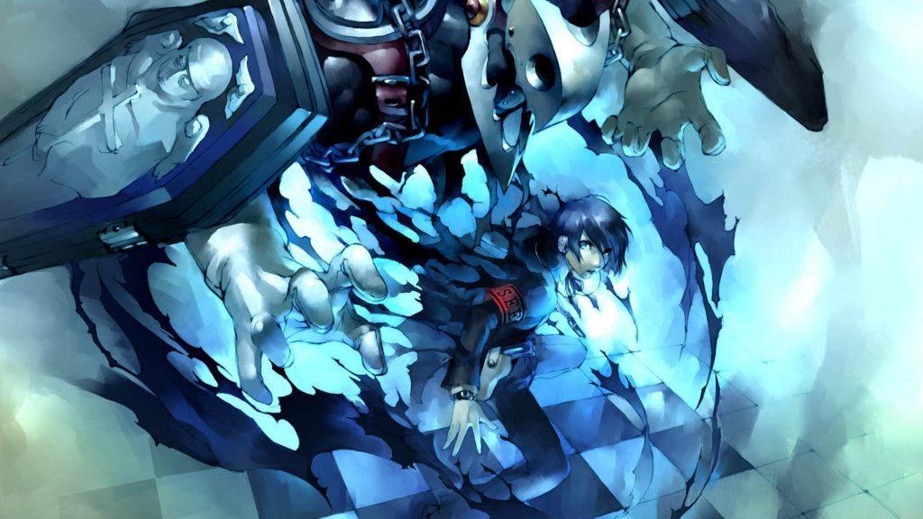 Persona 3 PS4 Wallpaper 1