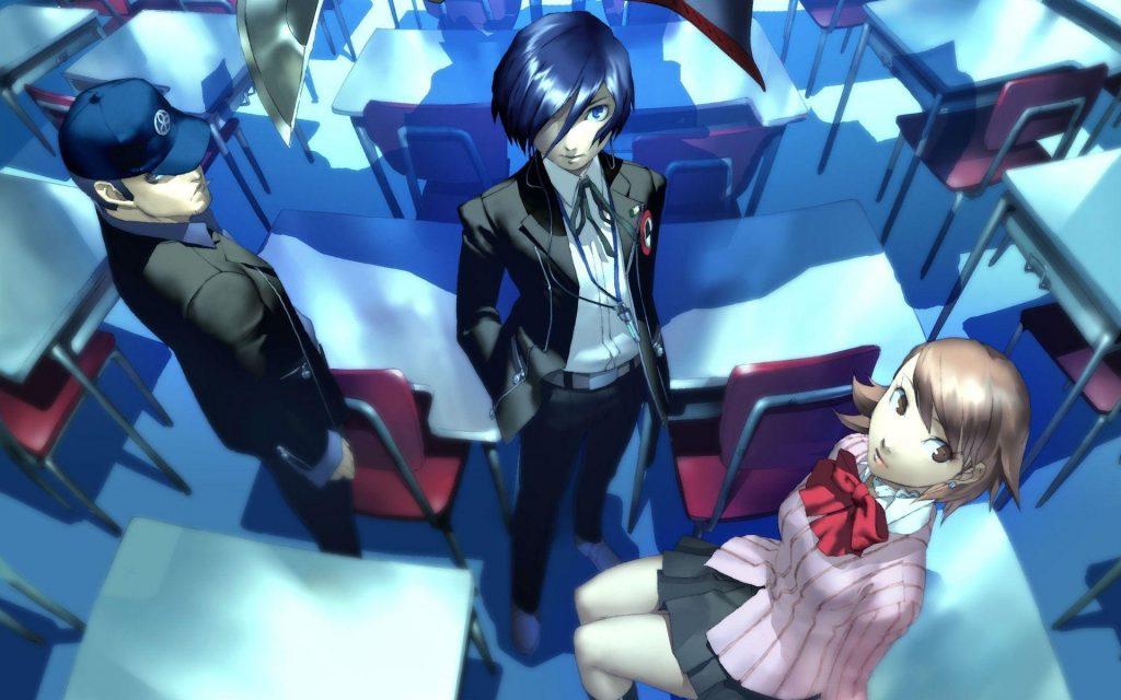 Persona 3 PS4 Wallpaper 2