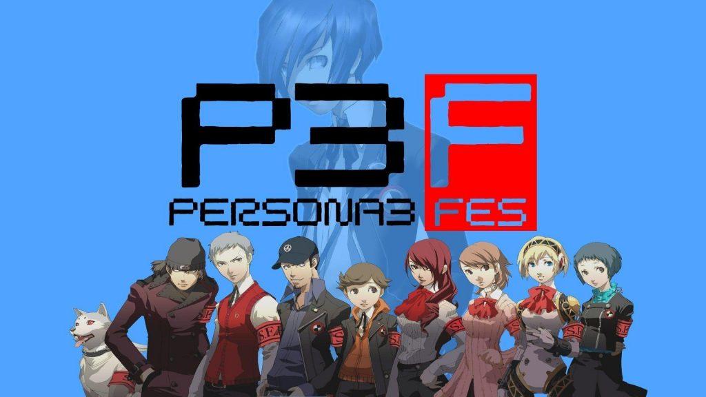 Persona 3 PS4 Wallpaper 5