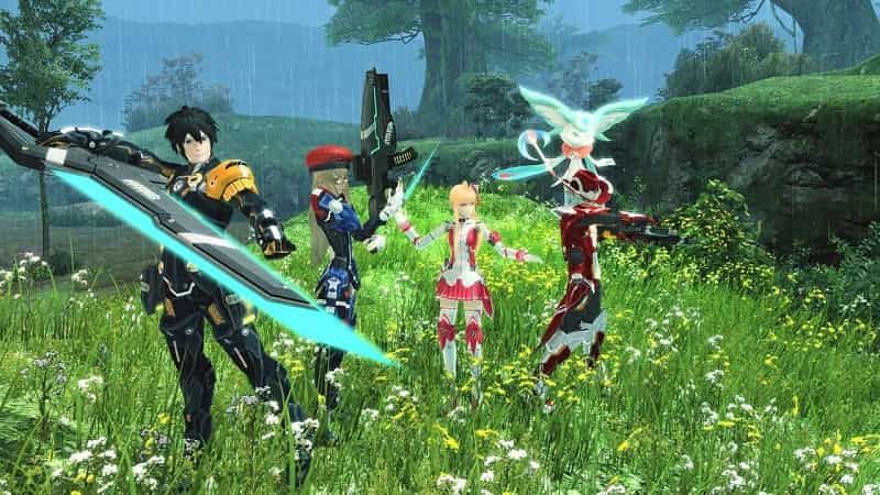 phantasy star online 2 ps4 release