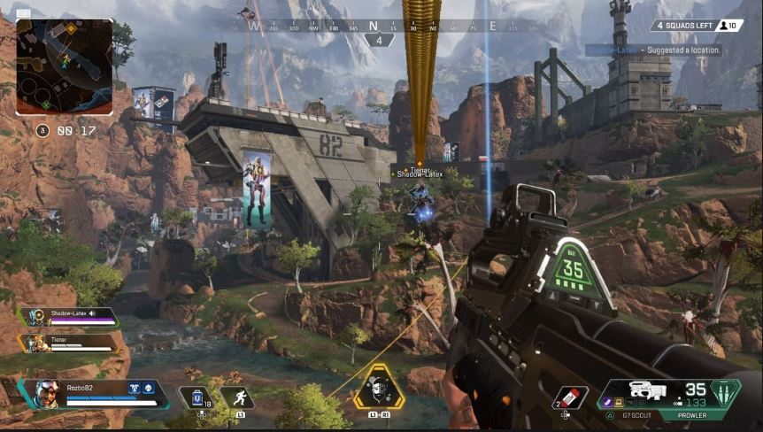 Popular Video Games 2019 Apex Legends
