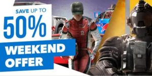 PSN UK Weekend Offer
