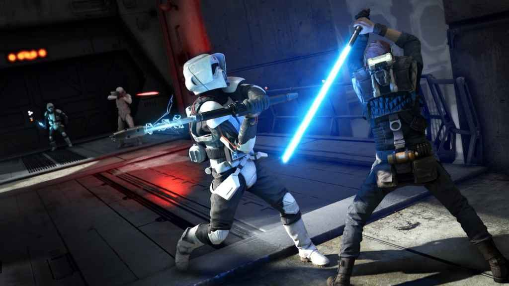 Star Wars Jedi: Fallen Order Combat