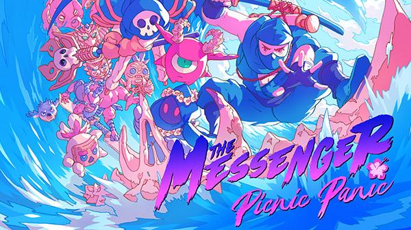 The Messenger Picnic Panic