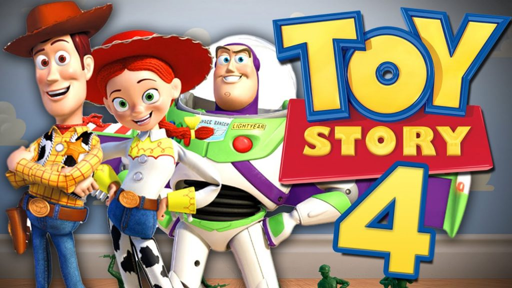 Toy Story 4 Wallpaper 1