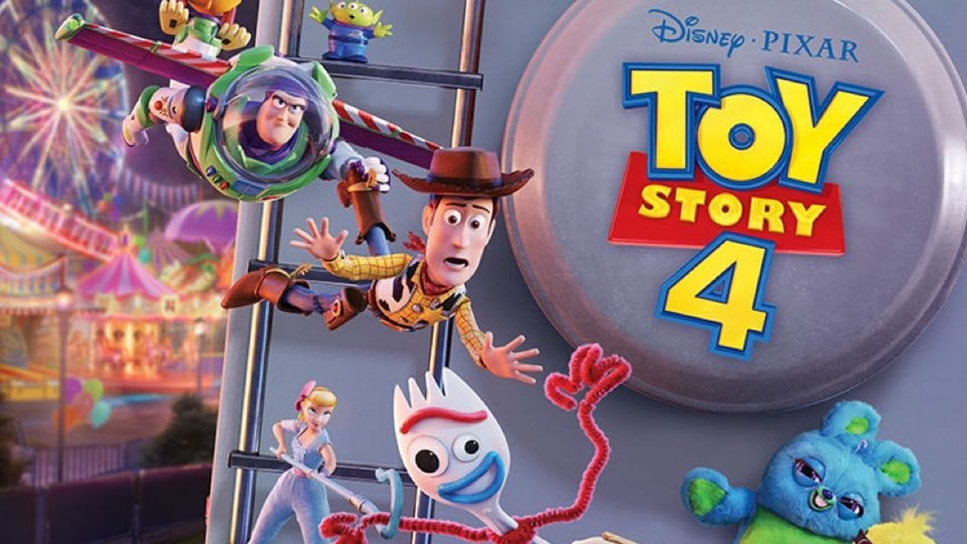 Toy Story 4 Ps4 Wallpaper Playstation Universe