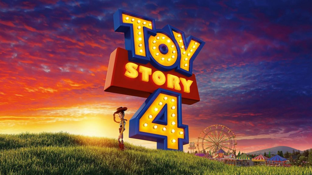 Toy Story 4 Wallpaper 3