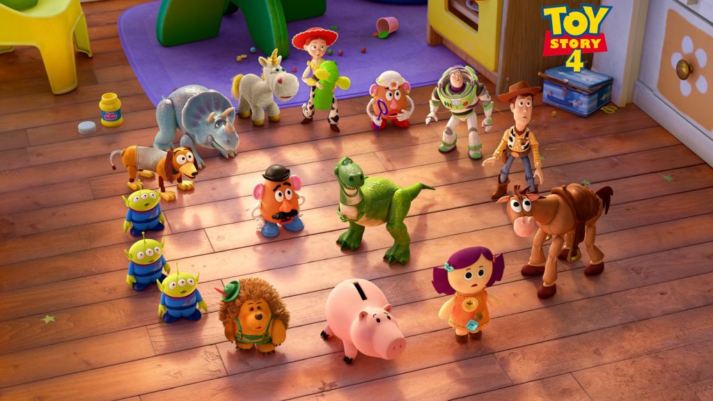 Toy Story 4 Wallpaper 4