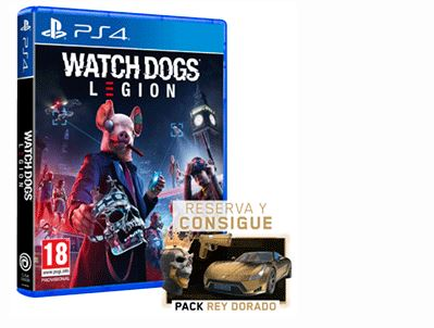 Watch Dogs Legion Boxart Leaked Playstation Universe