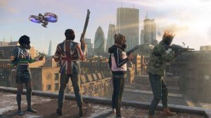 Watch Dogs Legion Creative Director Interview