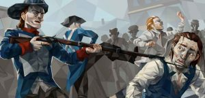We. The Revolution Review PS4 - Header