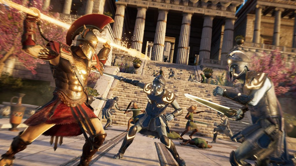 Assassin S Creed Odyssey Judgment Of Atlantis Gameplay Revealed