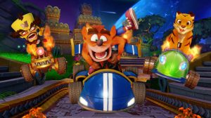 June PlayStaion Store Charts: Crash Team Racing Nitro-Fueled Tops The Chart In Europe