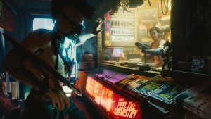 Cyberpunk 2077 Will Let You Attack Most NPC's, But Not Kids Or Characters Essential To The Plot