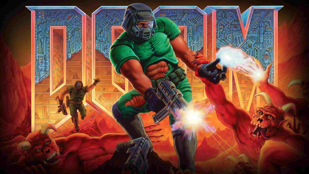 DOOM Classic PS4 Review