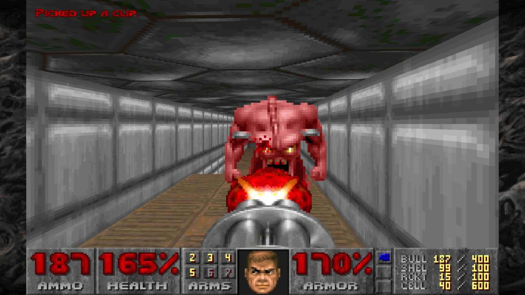 DOOM Classic PS4 Review 02