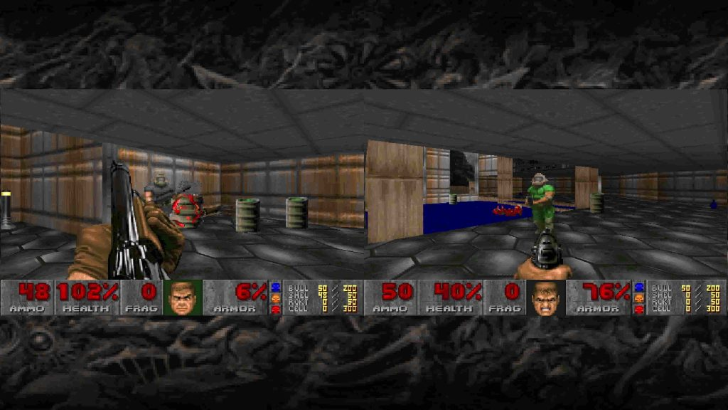 DOOM Classic PS4 Review 03