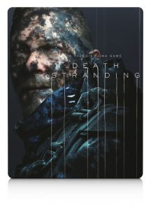 Official Death Stranding Box Art Revealed At San Diego Comic-Con