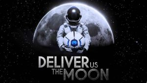 Deliver Us The Moon PS4 Cover Art