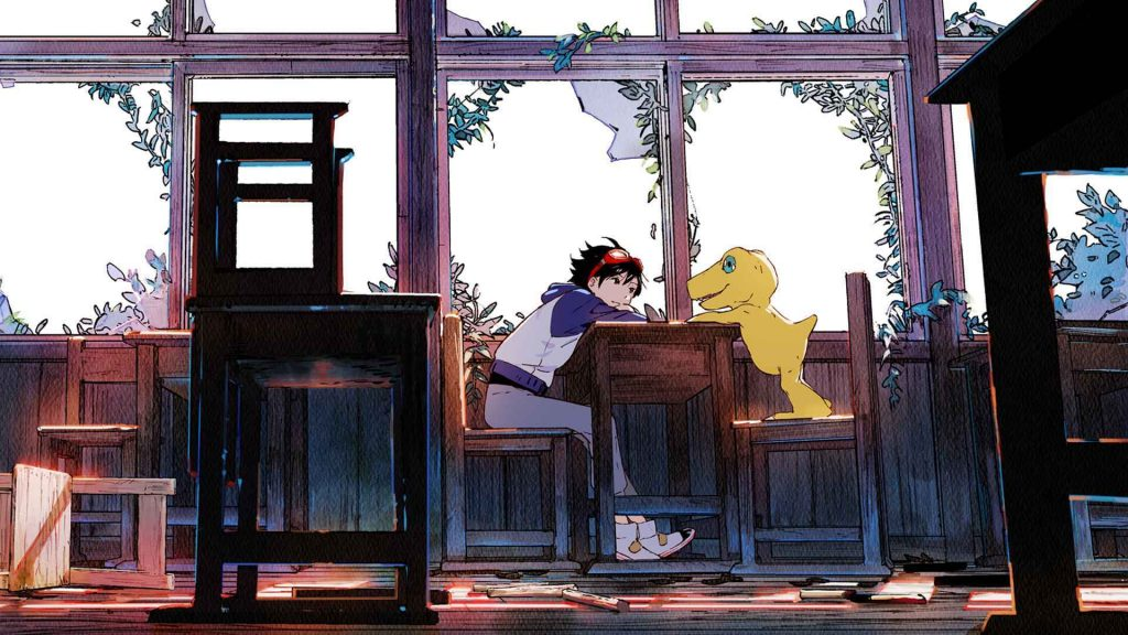 Digimon Survive banner