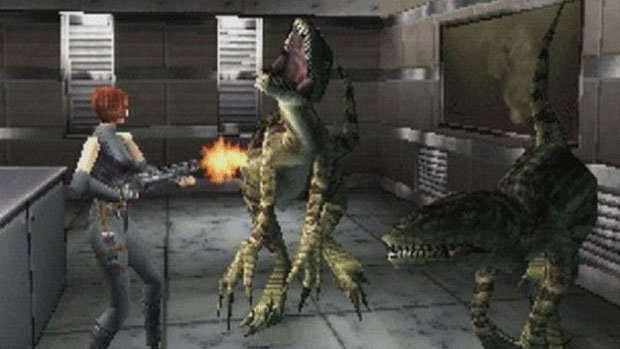 Potential Dino Crisis PS4 Remake Visuals Hinted At In Fan
