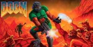 DOOM, DOOM II, and DOOM 3 Are Available Today For PS4