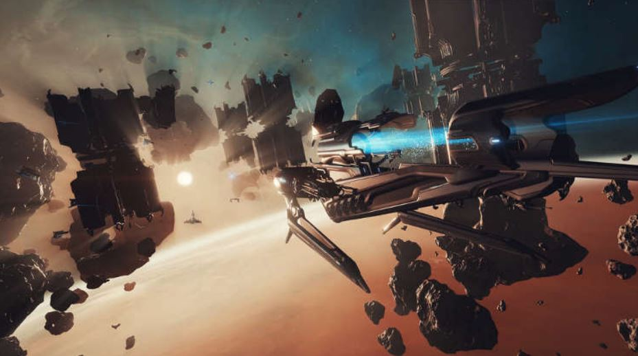 Warframe's Space-Themed Empyrean Expansion Gets First Details