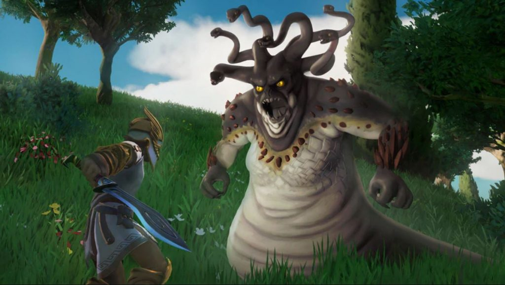 Ubisoft's Gods & Monsters Reveals First Story and Gameplay Details