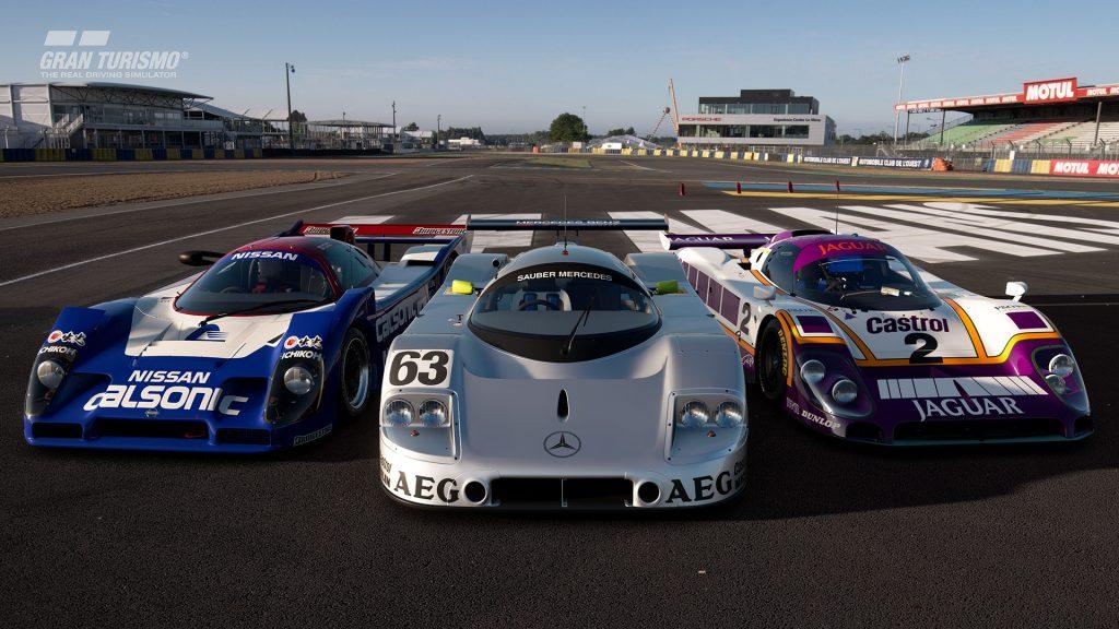 Next Gran Turismo Is A
