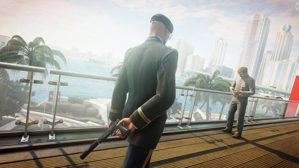 Hitman 3 Will Happen According To Io Interactive Playstation