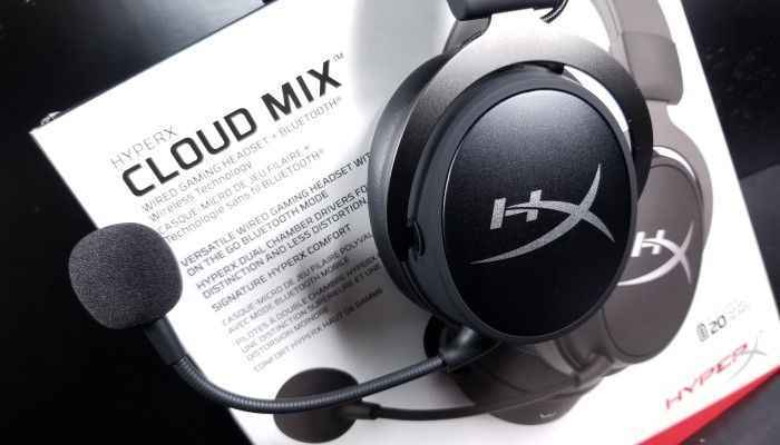 HyperX Cloud Mix review