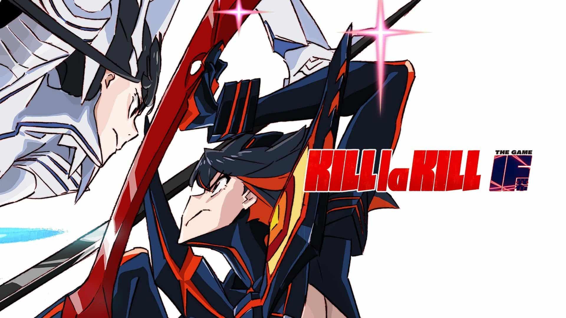 Kill La Kill If Review Ps4 Playstation Universe