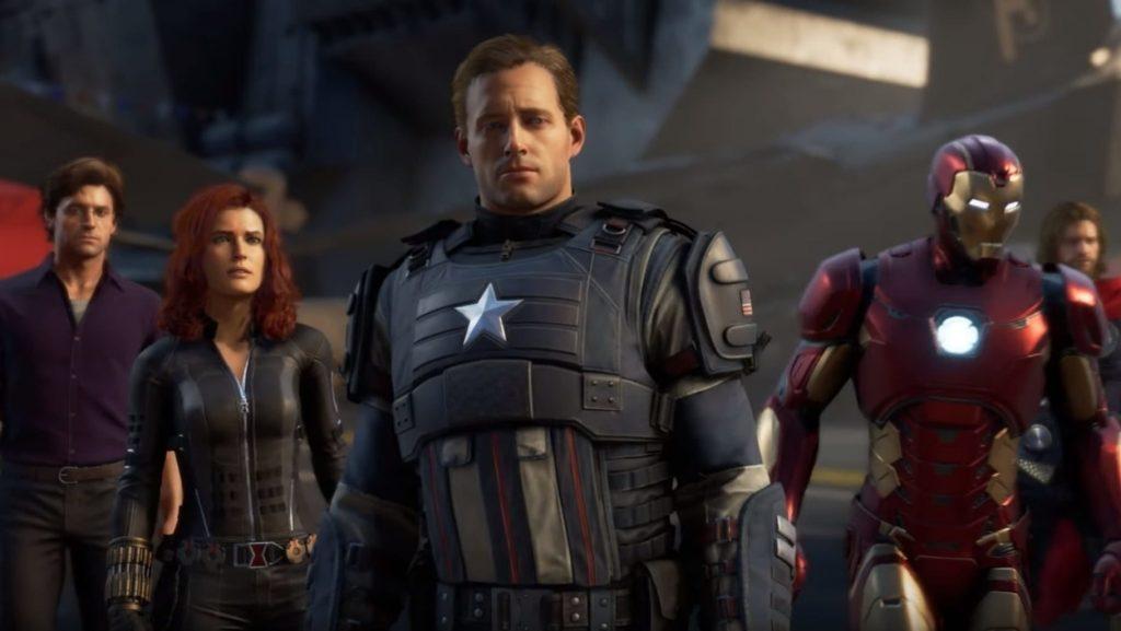 Marvel's Avengers Gameplay Releasing The Week After Gamescom