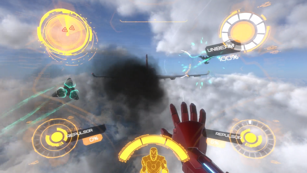 Iron Man VR Developer Video Showcases a Ton of New Gameplay Footage