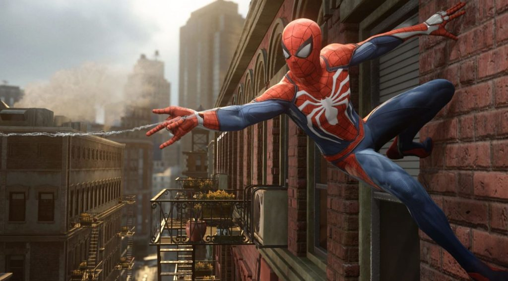 Spider-Man swings past Arkham City to become best selling superhero game