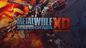 Metal Wolf Chaos XD Release Date Revealed By Devolver Digital