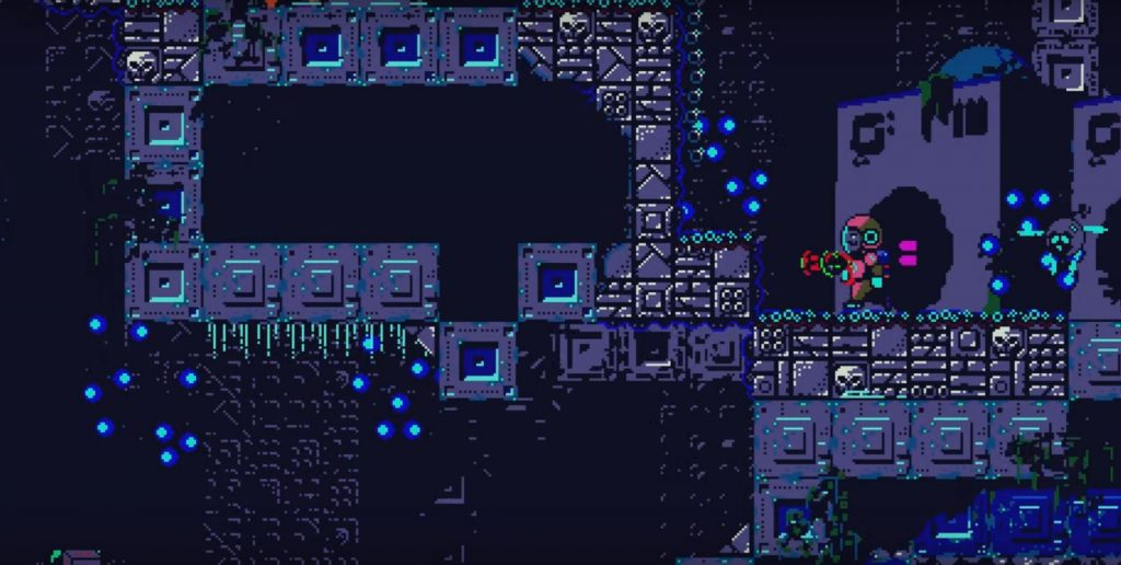 Retro-Style Metroidvania, Outbuddies Announced For PS4