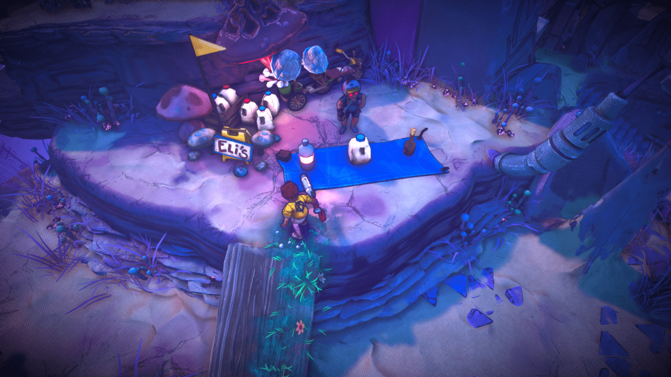 Double Fine's Rougelike RAD Gets A Release Date