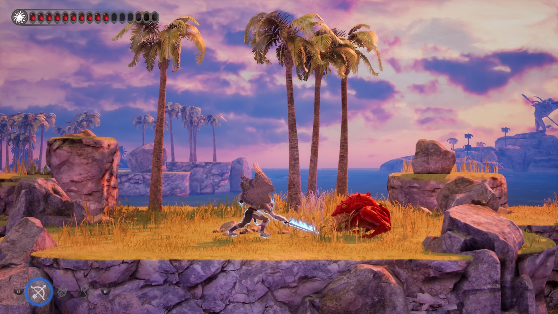 SolSeraph PS4 Review - PlayStation Universe
