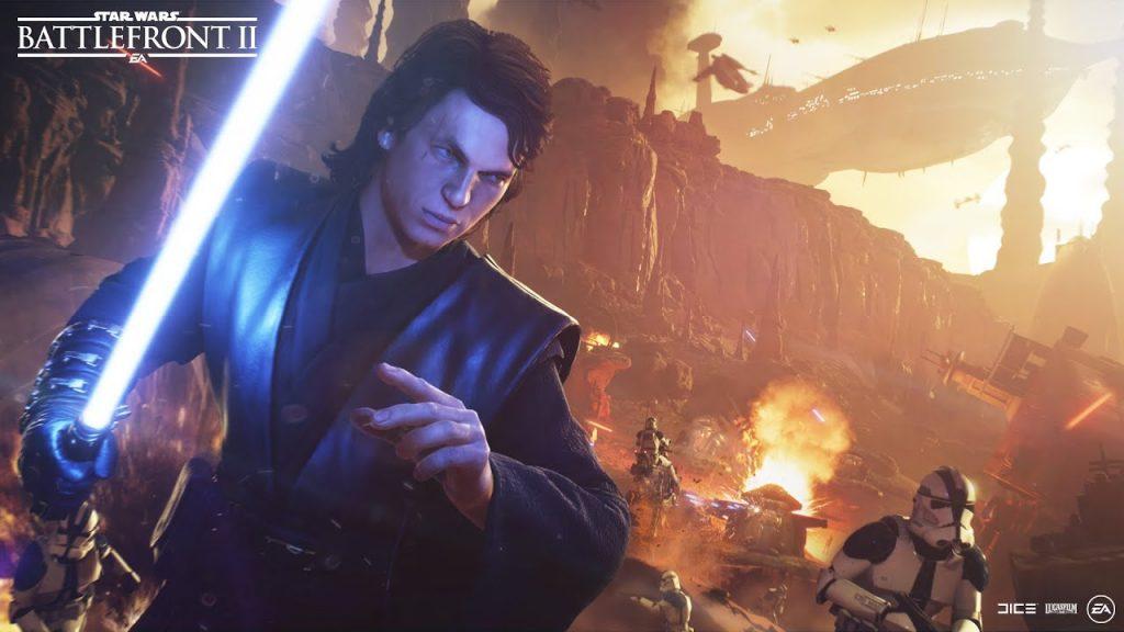 New Star Wars Battlefront Ii Update To Tweak Starfighter Assault Mode Playstation Universe