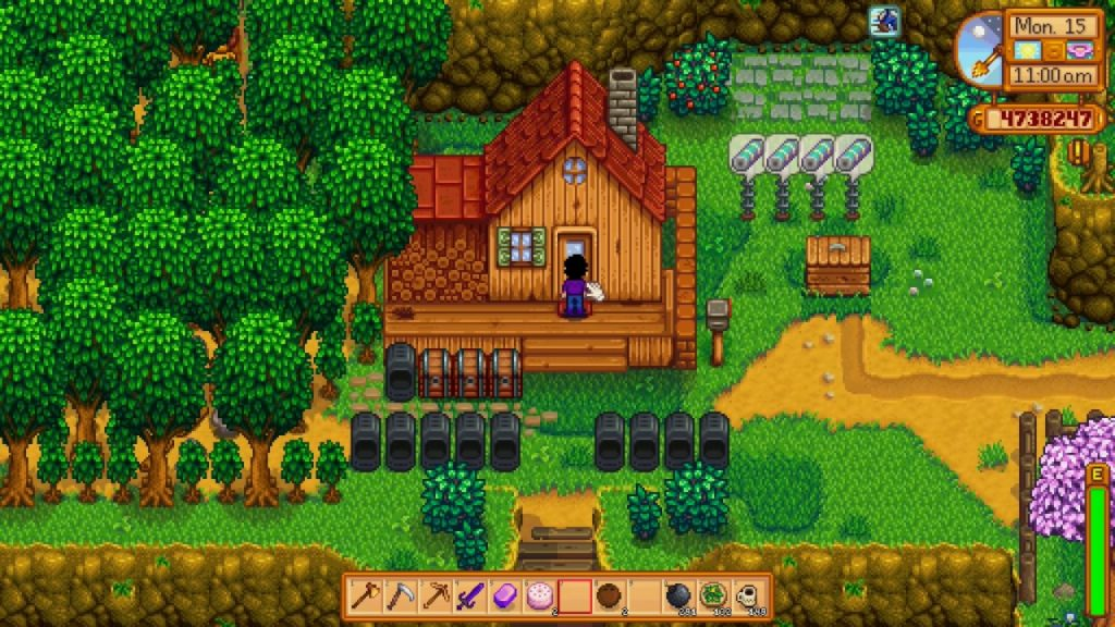 Stardew Valley PS4 Multiplayer Could Arrive Later This Week