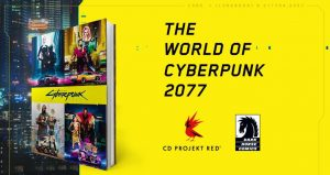 Cyberpunk 2077 200 Page Lore And Art Book Now Available To Pre-Order